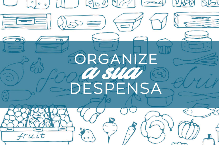 organizar a despensa