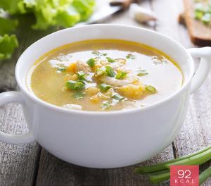 Sopa Juliana de legumes