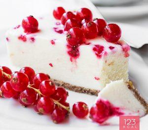 Mini cheesecake com arando