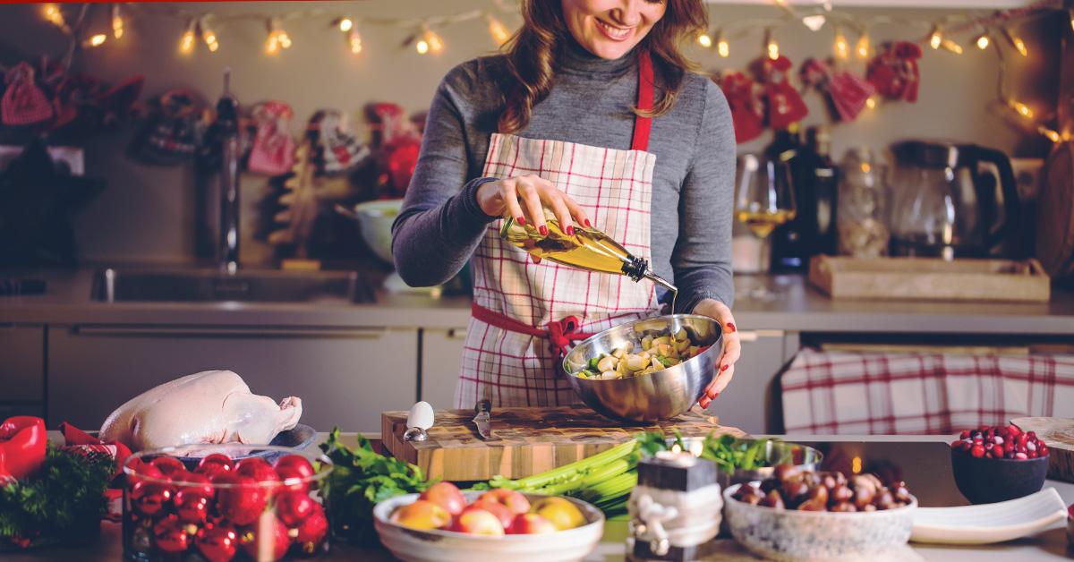 5 Dicas para não comprometer a Dieta na Ceia de Natal