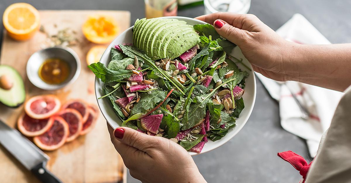 Como Preparar uma Boa Salada